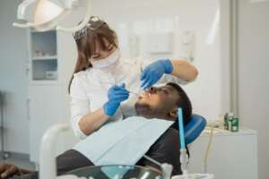 root canal wall township